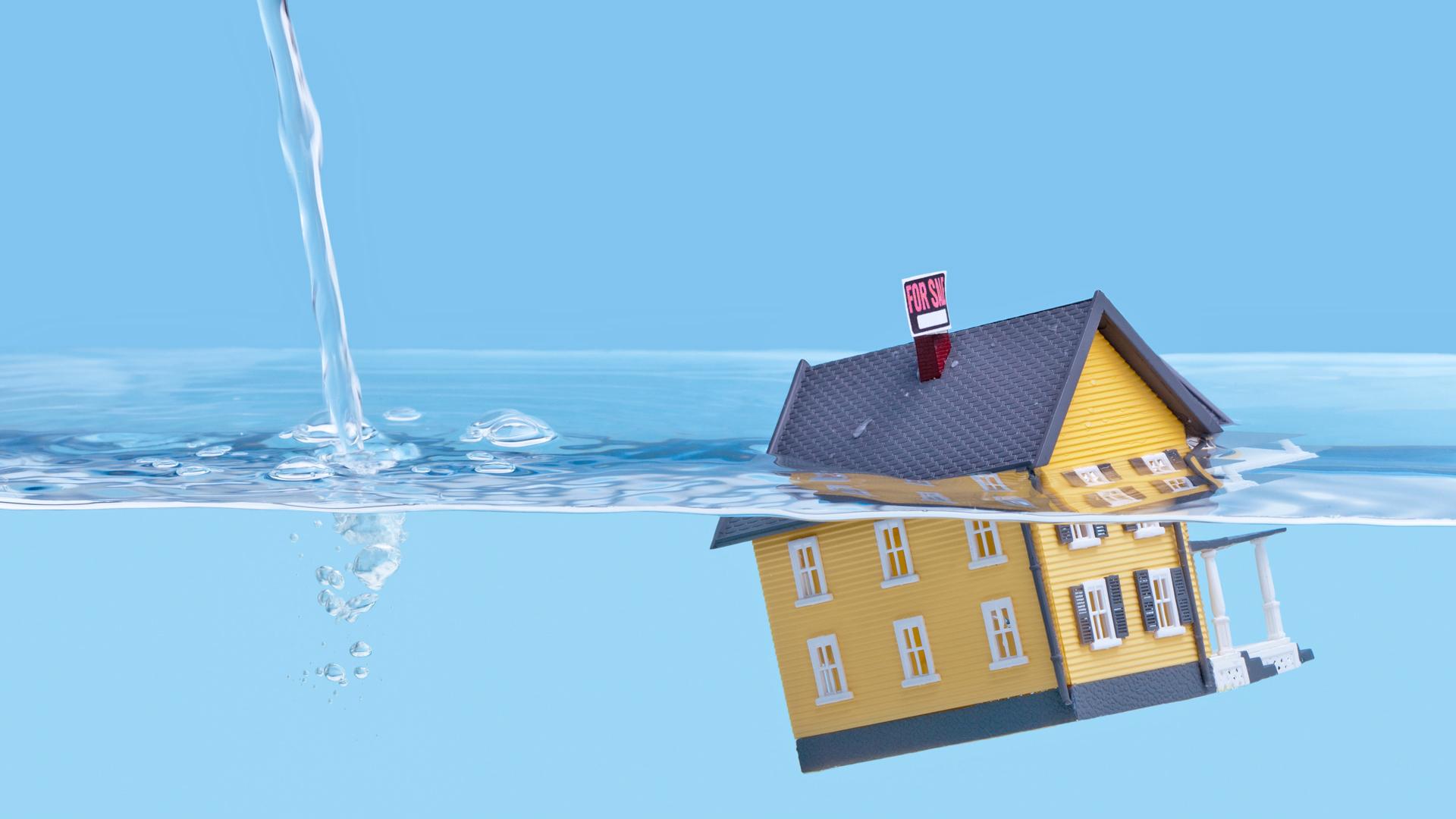 Überschwemmungs-/Rückstauschaden in der Elementarschadenversicherung